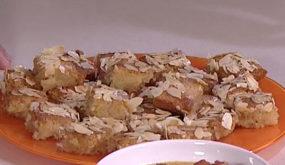 Басбуса с орехами
