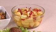 Маринованный ананас