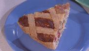 Пасхальный пирог Пастьера