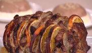 Запеченная свиная шейка