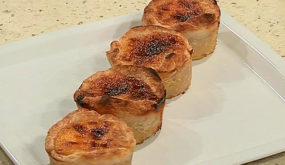 Кремовые пирожные «Паштел де ната»