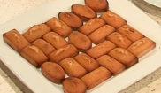 Бисквитное печенье «Финансье»