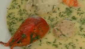 Суп из раков