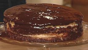 Бостонский кремовый торт