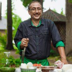 """Рецепты от Хакима Ганиева из программы """"Огненная еда"""""""