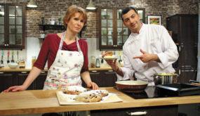 Рецепты от Алены Спириной и Кирилла Голикова из программы «Хлеб!Есть!»