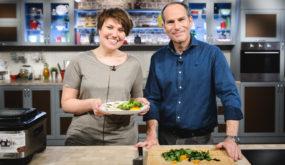 Рецепты от Михаила Шаца и Алисы Шабановой из программы «Здорово есть!»
